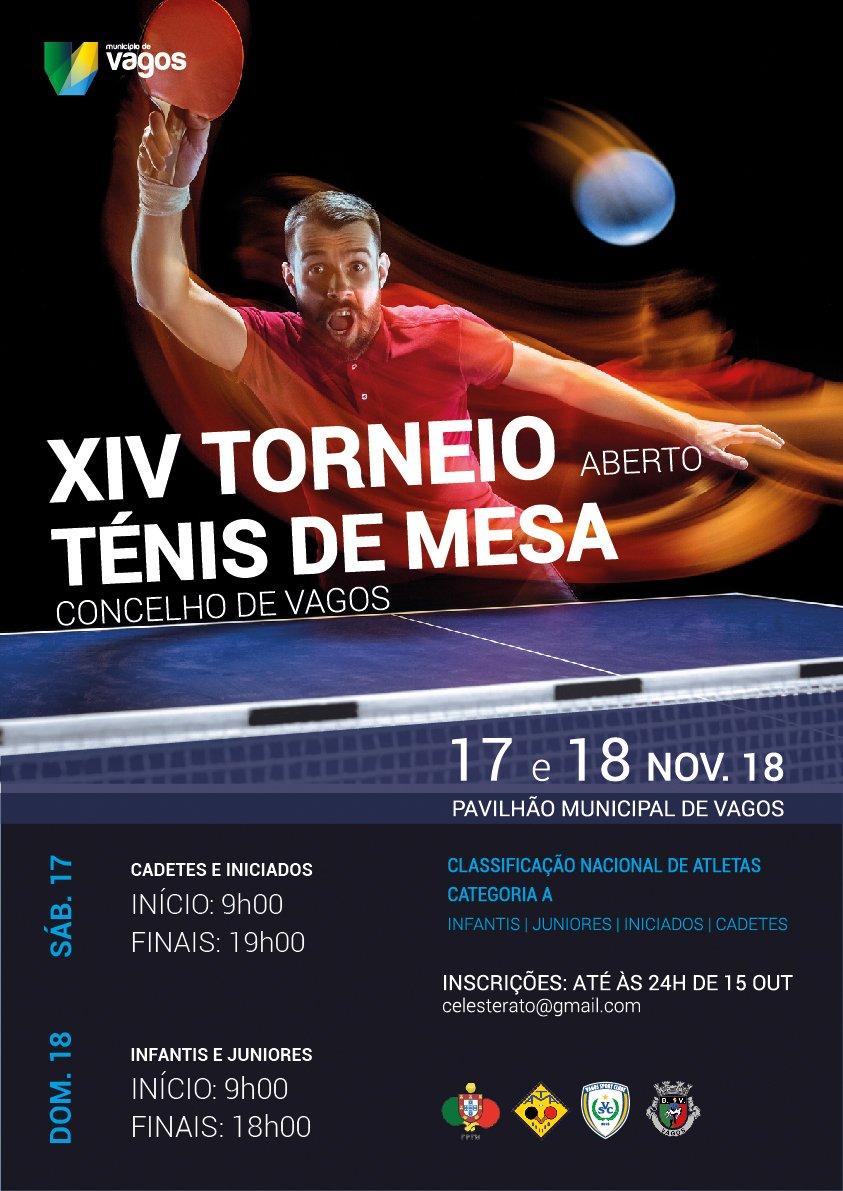 CM Vagos   Pavilhão Municipal acolhe o XIV Torneio Aberto de Ténis ... d21510b91c39b